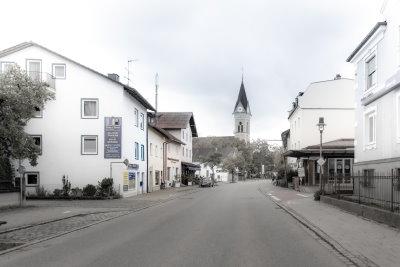 Anfahrt zu Praxis von Stephanskirchen