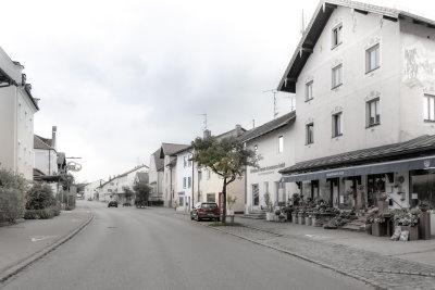 Anfahrt zu Praxis von Rosenheim